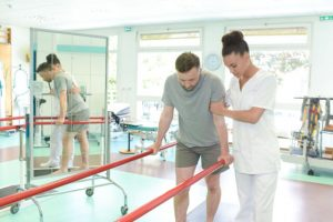 physiotherapy after ankle surgery