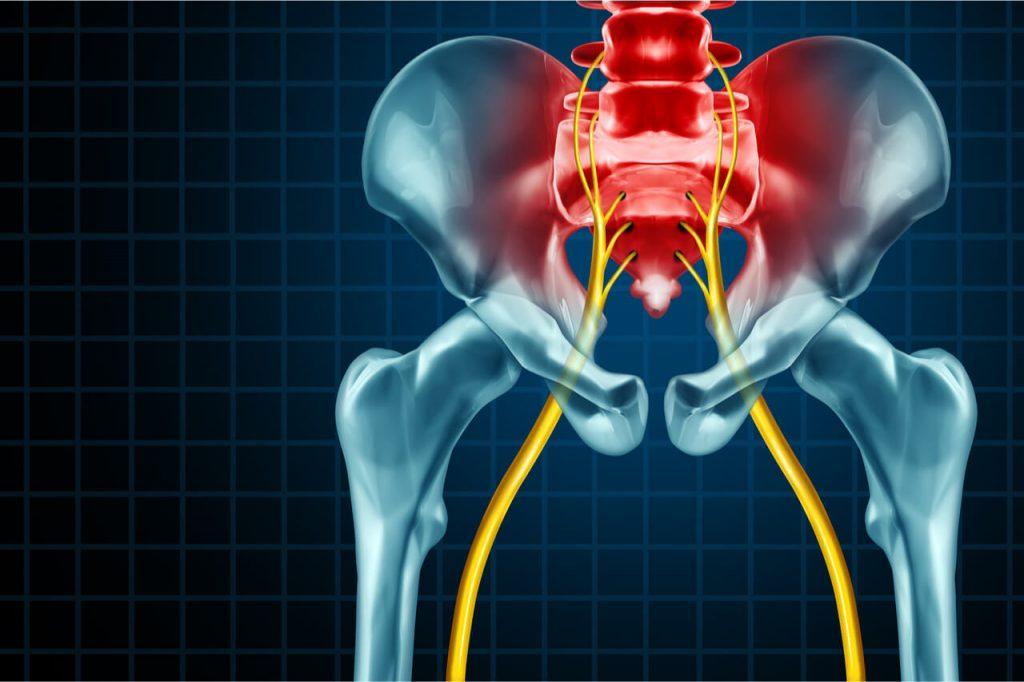 hand reflexology for sciatica